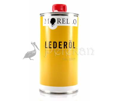 MORELLO LEATHER OIL