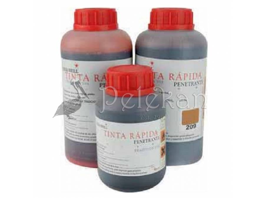 CHEQ BRILL DYE TRADITION DM alcohol based leather dye | Pelekan.com.gr
