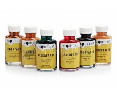 MORELLO LEDERFARBE Penetrating leather dye 40ml