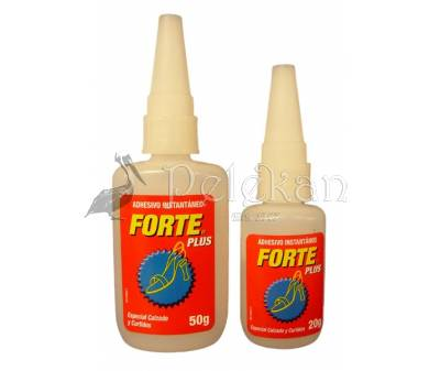Glue DM FORTE PLUS CYANOACRYLIC