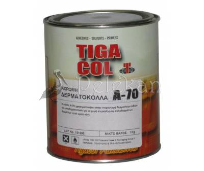 Leather glue TIGA COL A70