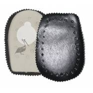 Insoles COCCINE HEEL PADS LEATHER LATEX