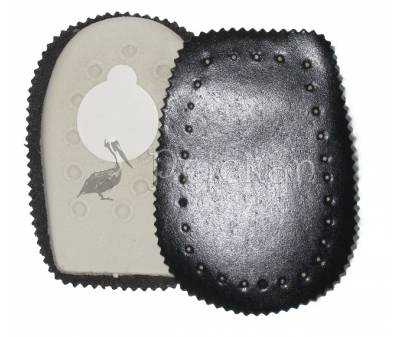 Ταλονέτες COCCINE HEEL PADS LEATHER LATEX
