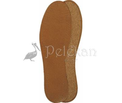 Insoles COCCINE LEATHER CORK