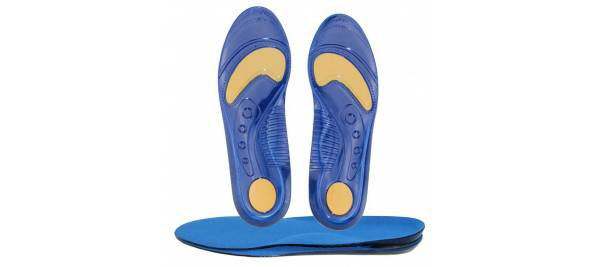 Insoles GEL SPORT TECH GT shock absorbing TPE SEBS
