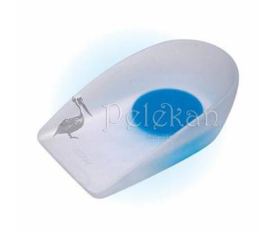 Heel cups ICEMEN SILICONE HEEL INSOLE 100%