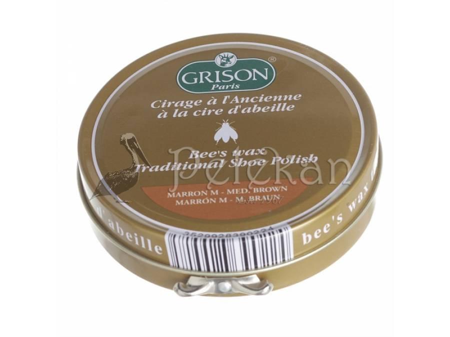 Medium Brown Shoe Cream