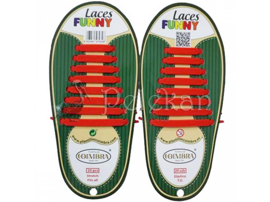 Elastic Shoe Laces Seniora