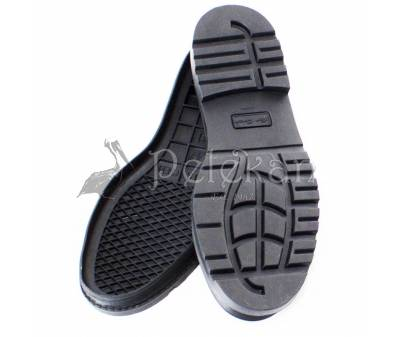 Long-sole IRIS SOLE DM. Rubber 100%