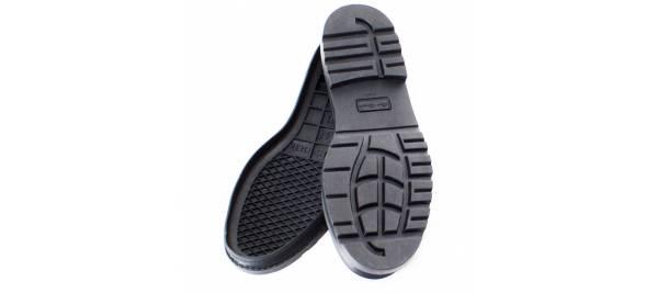 Σόλα ολόκληρη IRIS SOLE DM. Καουτσούκ 100%