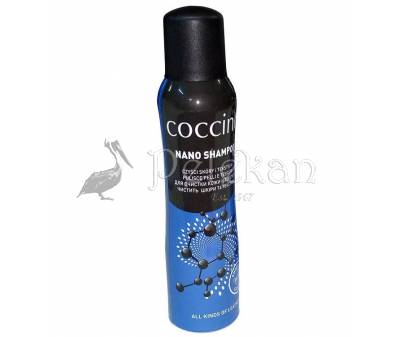 NANO SHAMPOO COCCINE Leather cleaner foam spray