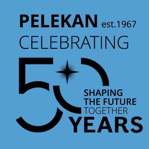 Γιορτάζουμε 50 χρόνια Pelekan