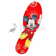 Insoles Disney Mickey Mouse Latex