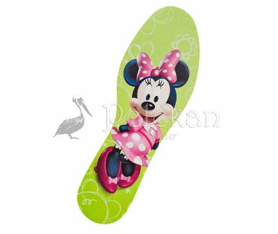 Insoles Disney Minnie Mouse Latex