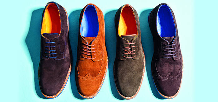 dyes for suede, nubuck