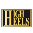 P.U. TOPS HIGH HEELS