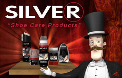Silver Shoe Care Products