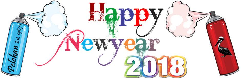 Σας ευχόμαστε Ευτυχισμένο το νέο έτος 2018