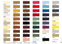 Κατάλογος Χρωμάτων Grison Recolor